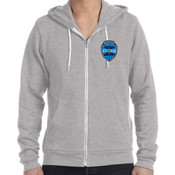 Unisex Soft Style Zip-Up Hoodie